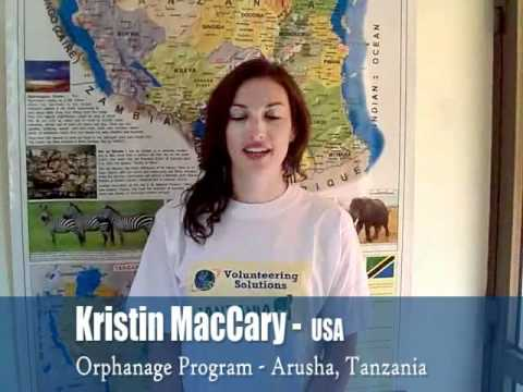 Orphanage Volunteer Program Tanzania Review - Volunteering Solutions