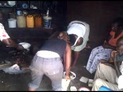 Gwanda - You better love rural christmas!