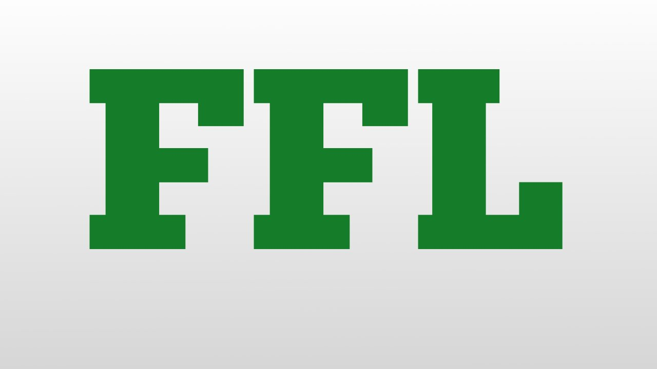 ffl meaning