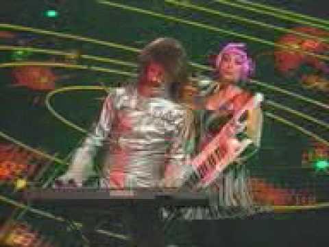 Elektronik Supersonik - Lyrics