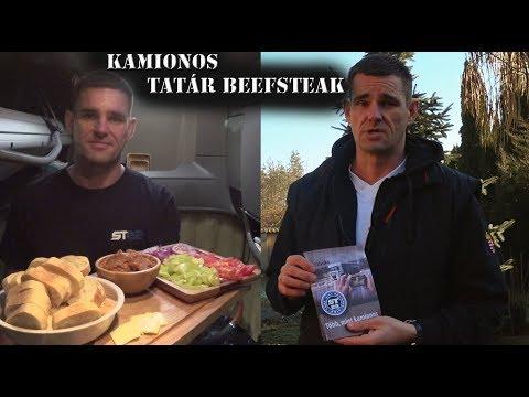 A könyvem/ Kamionos tatár beefsteak