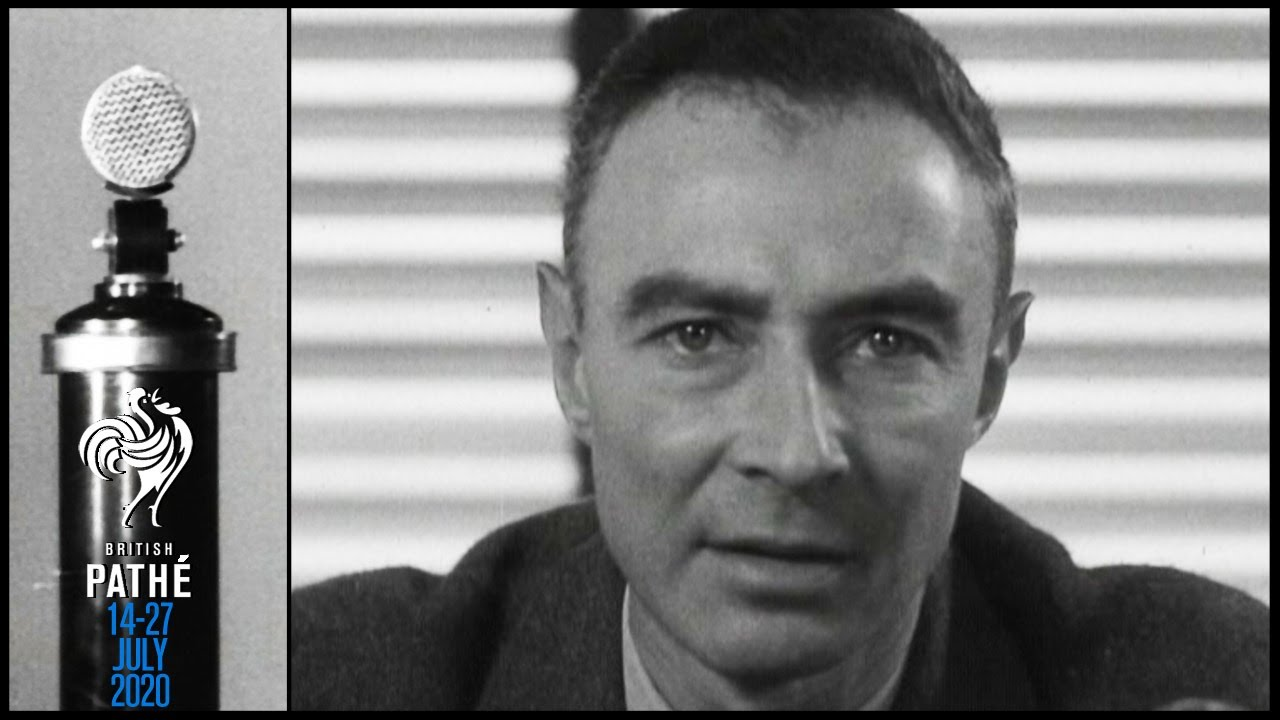 Manhattan Project, Potsdam Conference and more | British Pathé