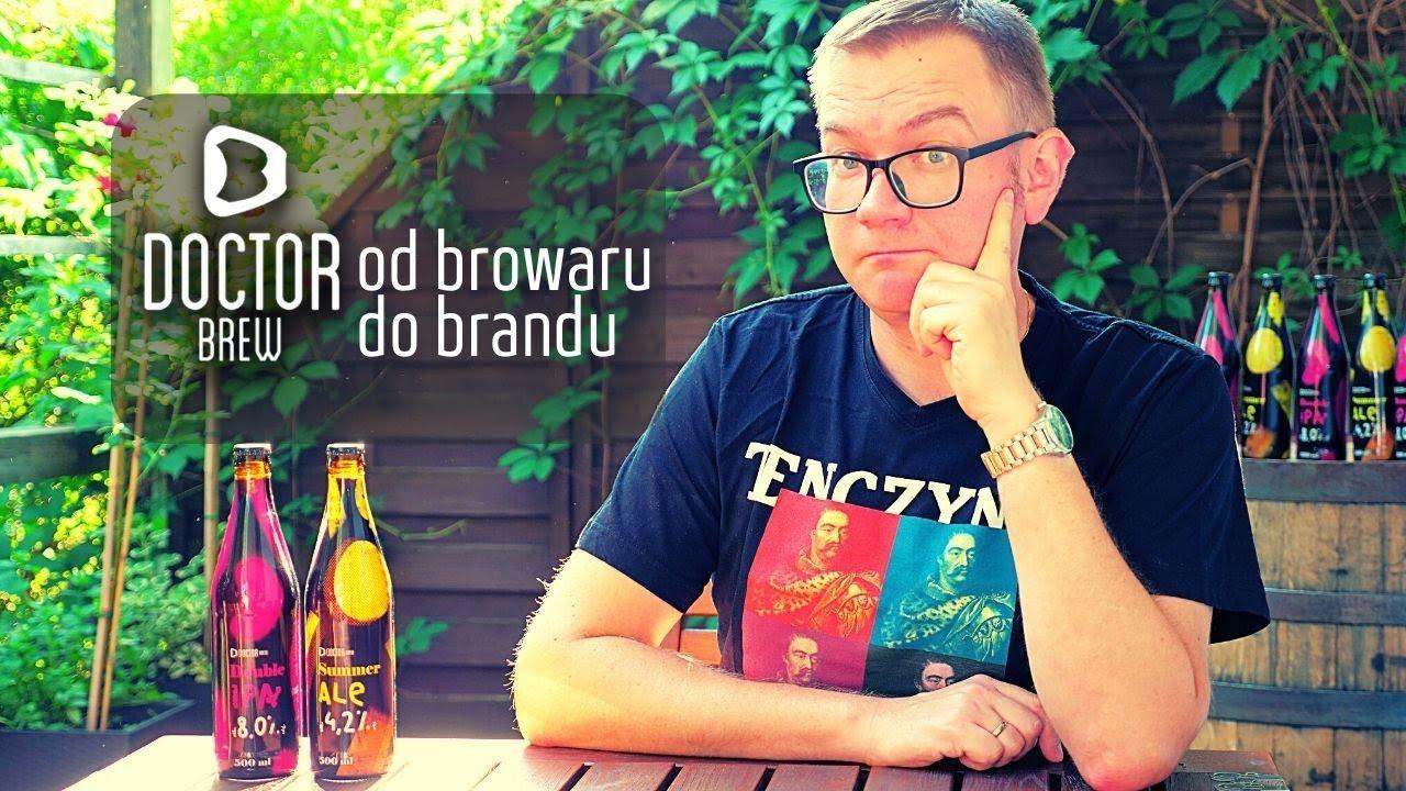 Doctor Brew - od browaru do brandu #1000ibu
