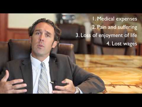 Austin Personal Injury Settlement Values - Catastrophic Personal Injury