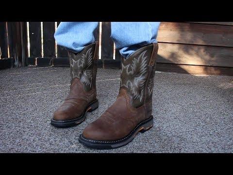Ariat  Mens Workhog Boots