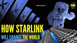 Why Spacex is Creating Starlink Constellation