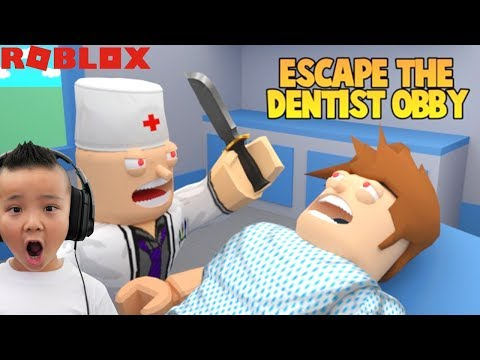 ESCAPE THE DENTIST Obby Fun Roblox Gameplay CKN Gaming