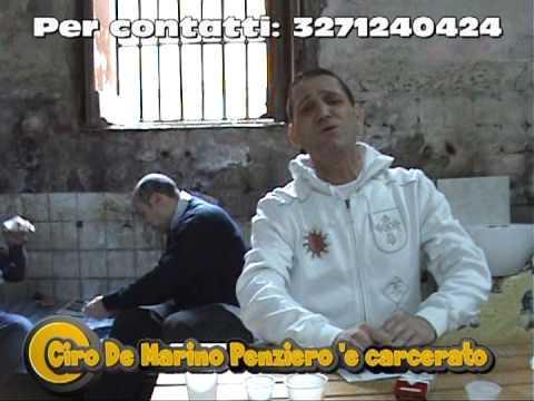 Penziero 'e carcerato Ciro De Marino