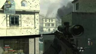 lx GAZ xl - MW3 Game Clip