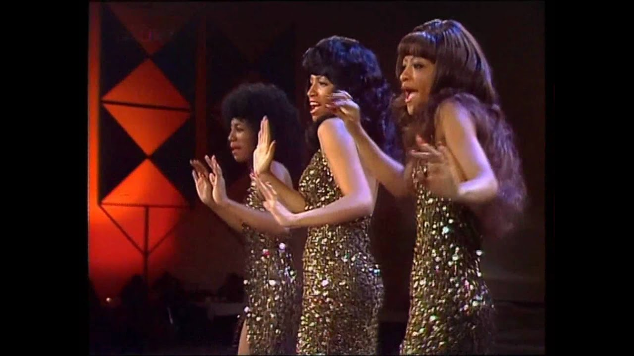 Three Degrees - Dirty Ol' Man (1974) HD 0815007 - YouTube