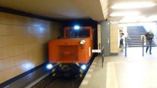 U7 Betriebsfahrt (U-Bahn Berlin)