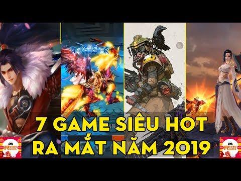 TOP 7 Game Bom Tấn MOBILE SIÊU HOT SIÊU HAY Sở Hữu Đồ Họa SIÊU ĐẸP Sẽ Ra Mắt Sớm Trong Năm 2019