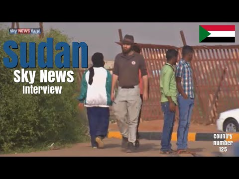 (Interview)Sky News Arabia: Once Upon A Saga in Khartoum, Sudan, 2017