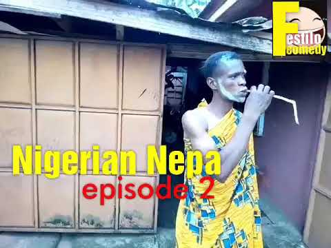 Video: Festilo comedy, title: Nigerian Nepa - Festilo and a.b.a Boy.