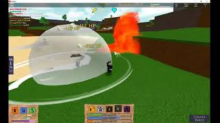 Heavy plays ROBLOX Part 4 (Element Battlegrounds)