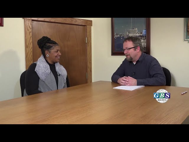 OT's Faith Matters: Pastor Kim Brown - S.C.O.R.E. Director