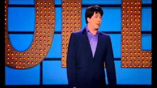 Michael McIntyre Live at the Apollo Part 1
