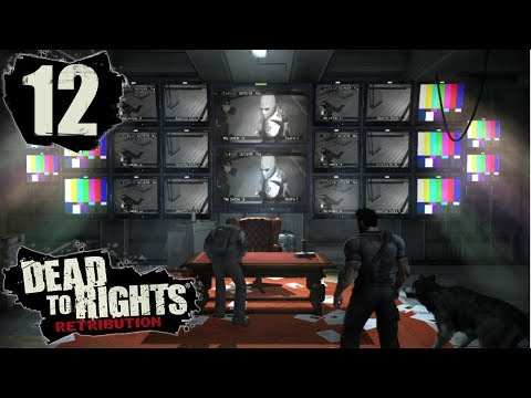 Dead To Rights: Retribution ᴴᴰ #12 - Blood In The Water
