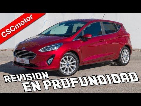 Ford Fiesta - 2018 | Revisión en profundidad