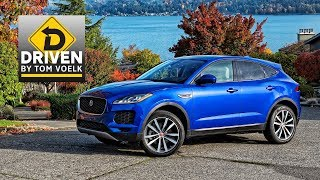 Driven- 2018 Jaguar E-Pace P250 AWD