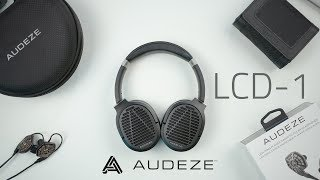 Audeze LCD-1 | First Impressions!