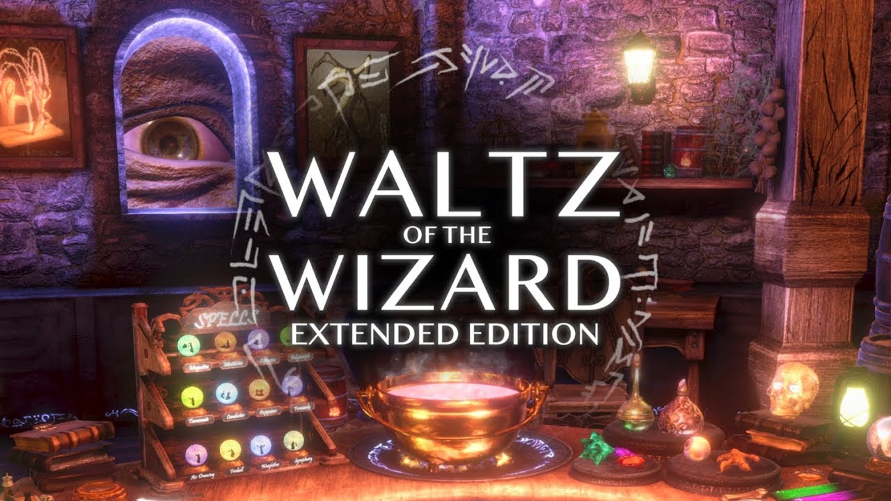 Waltz of the Wizard: best indie games for ps4