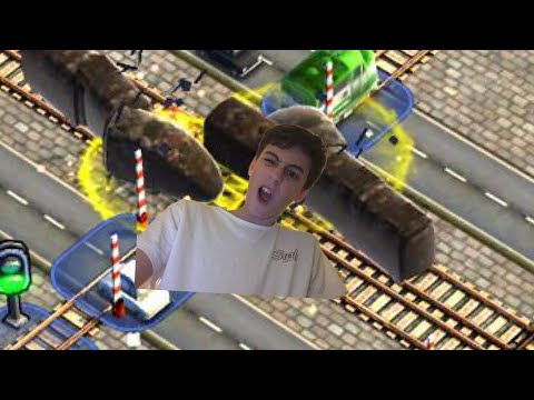 (THIS IS SO HARD!!!) Trainz Trouble Part 1  