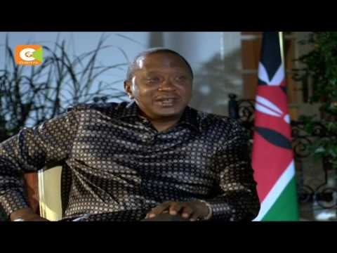 President says he won't interfere with Jubilee primaries