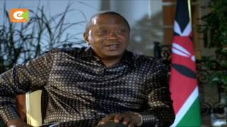 I can only arbitrate Jubilee leaders eyeing Nairobi governor's seat - Uhuru