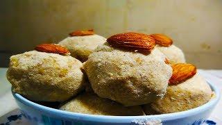 Badam Pisin Ladoo(பாதாம் பிசின் லட்டு) | Almond Gum Ladoo
