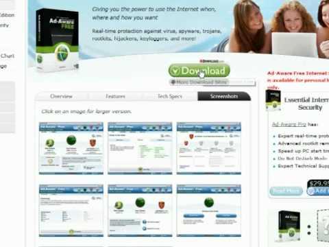 Ad-aware รุกตลาดฟรี