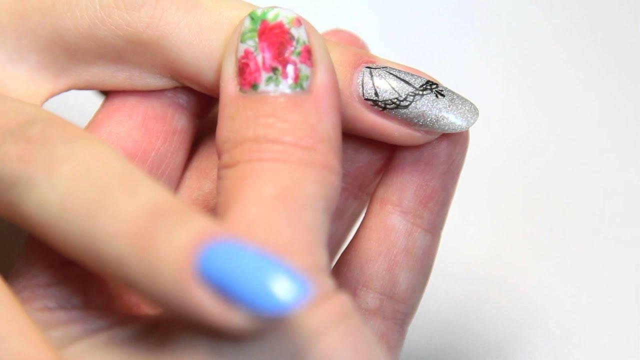 рисунки на ногти картинки