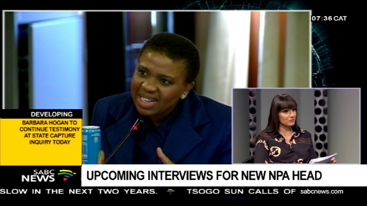 Upcoming interviews for new  NPA head