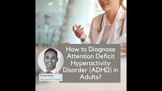 Tanda-tanda seseorang mengidap ADHD.