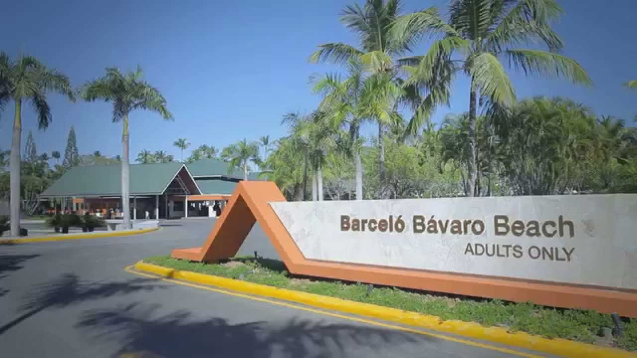 Hôtel Barcelo Bavaro Beach S Only Punta Cana Oit Hotels You