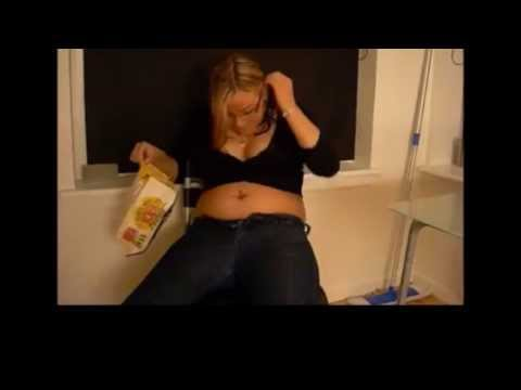 Blonde girl weight gain - button pop from YouTube · Duration:  5 minutes