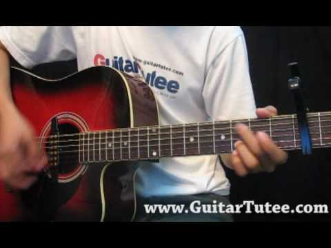Steven Curtis Chapman Cinderella By Guitartutee Youtube