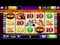 African Dusk With Mr. Cashman Aristocrat Slot Gameplay For iOS