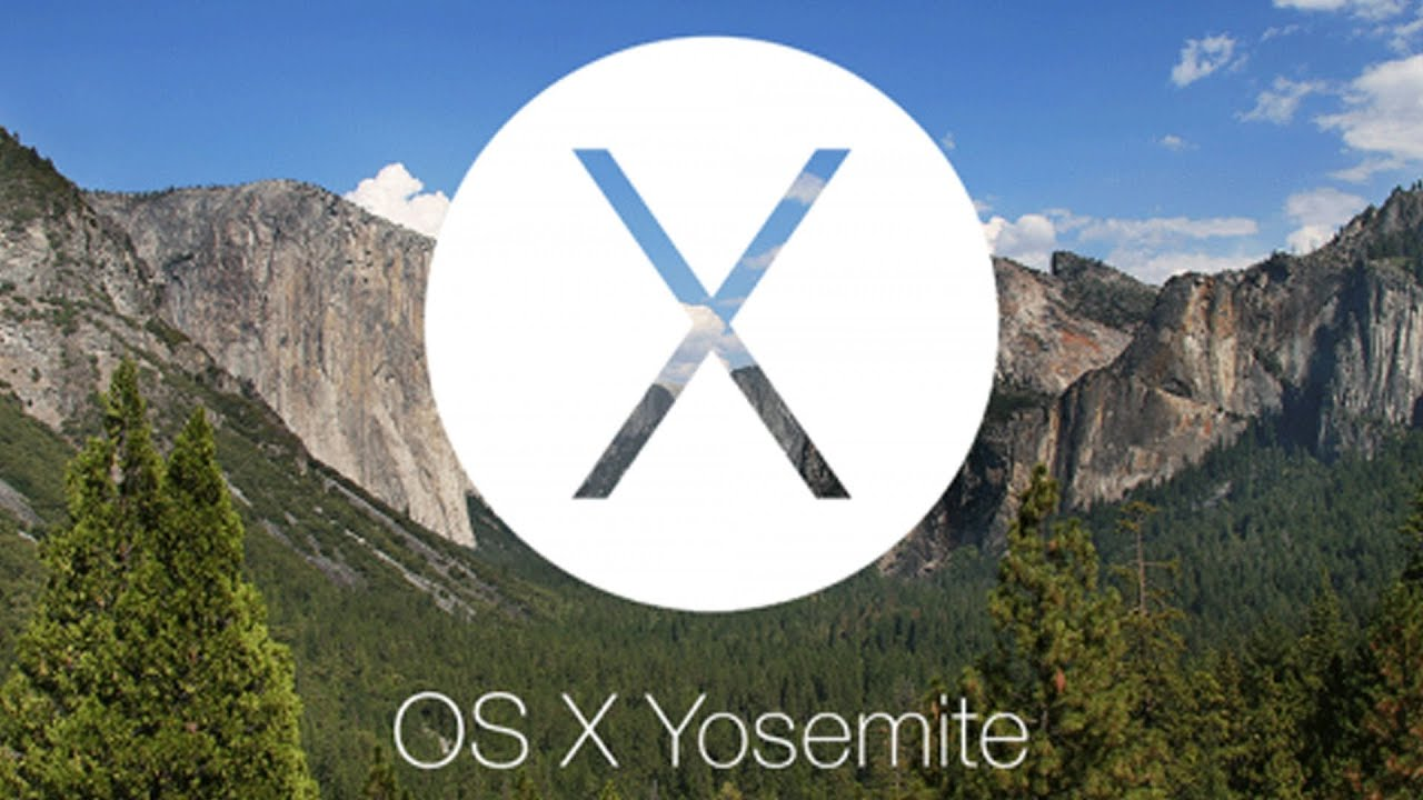 download os yosemite iso