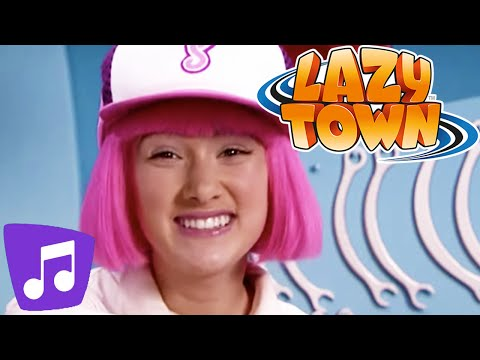 Lazy Town I Lazy Rockets & Many More Music Video