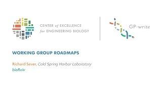 Working Group Roadmaps | bioRxiv