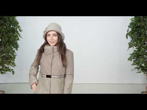 Пальто и куртки стёганые весна 2020