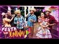 FESTA JUNINA DA CASA!! - VIDA DE ADOLESCENTE #92 [ REZENDE EVIL ]