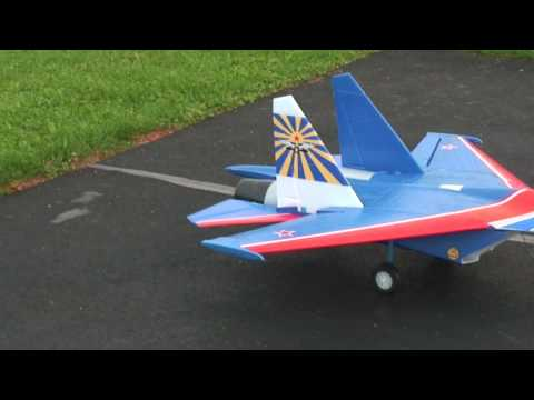SU-27 V2. www.ready2fly.com & Art-Tech