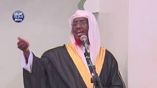 Dhacdadii Masjidkii New Zealand ┇► khutbah 🎤 Sh Maxamed Umal