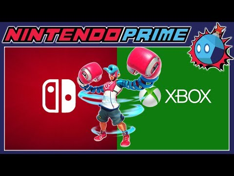 Xbox Games Coming to Switch?, ARMS 2, & Toy-Con Garage | PRIME NEWS