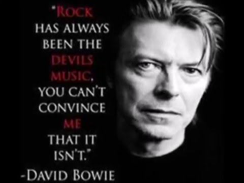 David Bowie - Quotes 2016