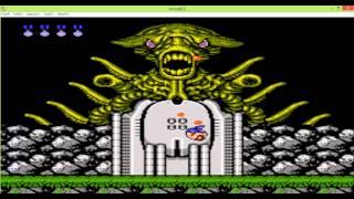 1 mạng phá đảo CONTRA 1988 konami full part1 (NES)