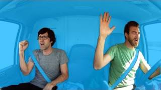 BEST ROAD TRIP SONGS EVER - Rhett & Link