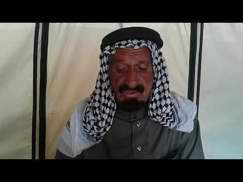 القصيدة إلى الشيخ أبو شمدين المتيوتي